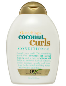 OGX Coconut Curls Conditioner 385mL product photo