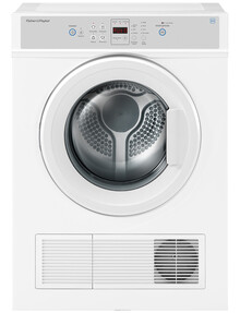 Fisher & Paykel 5kg Sensor Dryer, White, DE5060M1 product photo