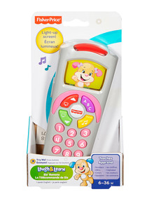 Fisher Price Puppy and Sis Remote, Assorted product photo