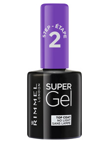 Rimmel Super Gel Top Coat - #001 product photo