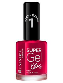 Rimmel Super Gel, #042 Rock n Roll product photo