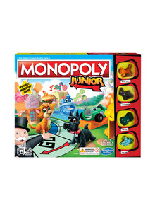 Hasbro Games Monopoly Junior, Assorted product photo