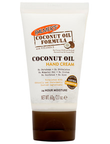Palmers Coconut Oil Hand Cream 60g product photo