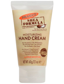 Palmers Raw Shea Butter Hand Cream 60g product photo