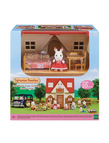 Sylvanian Families Red Roof Cosy Cottage Starter product photo