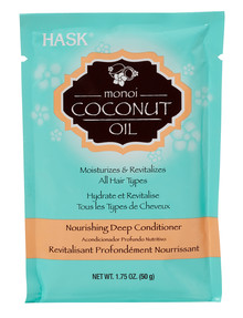 Hask Coconut Oil Deep Conditioner Treament product photo