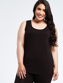 Bodycode Curve Tank, Black product photo