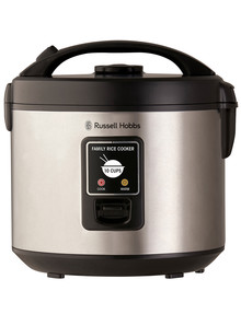 Russell Hobbs Family Rice Cooker, RHRC1 product photo
