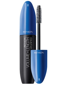 Revlon Volume And Length Magnified Mascara, Black, Waterproof product photo