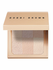 Bobbi Brown Nude Finish Illuminating Powder, Bare product photo