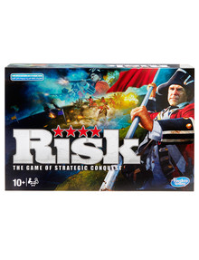 Hasbro Games Risk product photo