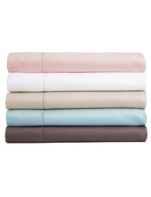 Gracious Living 300 Thread Count Flat Sheet product photo