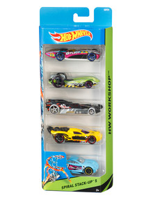 Hot Wheels Car, 5-Pack product photo