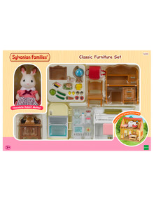 Sylvanian Families Classic Furniture Set product photo