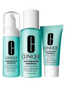Clinique Anti-Blemish Solutions 3-Step System product photo