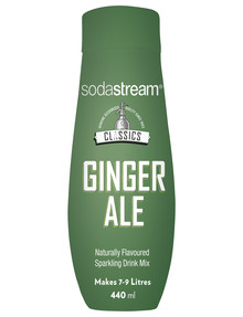 Sodastream Classics Ginger Ale Syrup, 440ml product photo