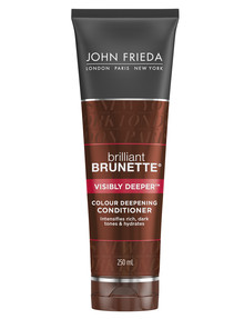 John Frieda Haircare Brilliant Brunette Visibly Deeper Conditioner product photo