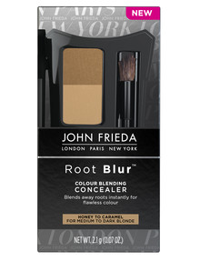 John Frieda Haircare Root Blur, Honey To Caramel (For Medium-Dark Blonde) product photo