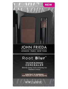 John Frieda Haircare Root Blur, Chestnut To Espresso (For Medium-Dark Brunette) product photo
