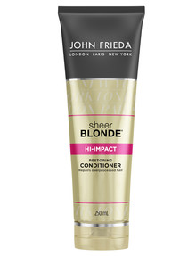 John Frieda Haircare Sheer Blonde High Impact Blonde Conditioner product photo
