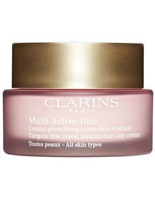Clarins Multi-Active Day Cream, All Skin Types 50ml product photo