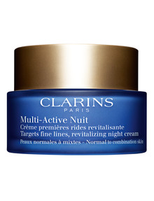 Clarins Multi-Active Night Cream, Normal to Combination Skin 50ml product photo