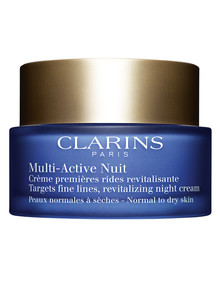Clarins Multi-Active Night Cream, Normal to Dry Skin 50ml product photo