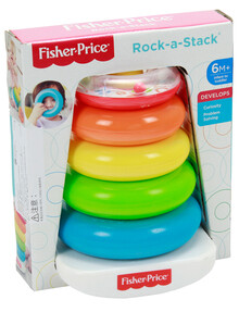 Fisher Price Brilliant Basics Rock A Stack product photo