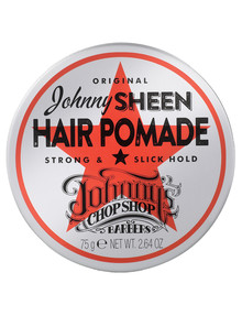 Johnny's Chop Shop Johnny Sheen Hair Pomade, 75gm product photo