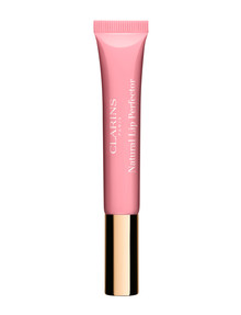 Clarins Natural Lip Perfector, 07 Toffee Pink Shimmer product photo