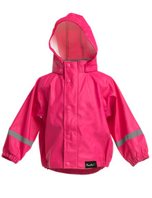 Mum 2 Mum Rain Jacket, Hot Pink product photo