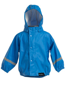 Mum 2 Mum Rain Jacket, Royal Blue product photo