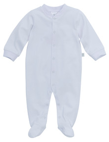 Superfit Baby Long-Sleeve Stretch Cotton Sleepsuit product photo
