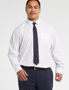 Chisel King Essential Long-Sleeve Shirt, White product photo