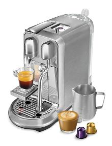 Nespresso Creatista Plus Stainless Steel, BNE800BSS product photo