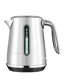 Breville The Soft Top Luxe Kettle, BKE735BSS product photo