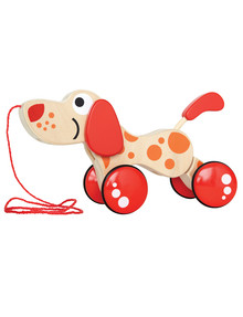 Hape Walk Along Puppy product photo
