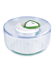 Zyliss Large Salad Spinner, White product photo
