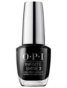 OPI Infinite Shine Black Onyx product photo