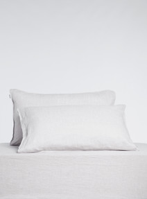 Domani Toscana Standard Pillowcases (Pair), Cloud product photo