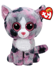 Ty Beanies Beanie Boo's Medium - Lindi Cat product photo