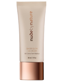 Nude By Nature Sheer Glow BB Cream, 30ml product photo