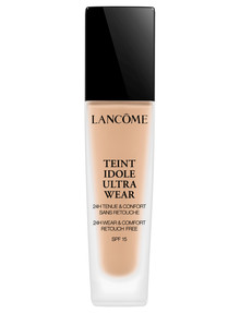 Lancome Teint Idole Ultra Wear 24H Foundation, 30ml product photo