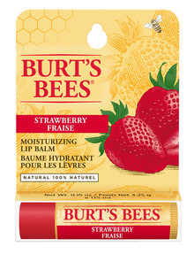 Burts Bees Lip Balm, Strawberry product photo