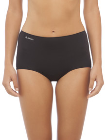Jockey Woman NPLP Next Generation Full Brief Black product photo