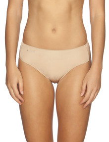 Jockey Woman NPLP Tactel Bikini Brief, Flesh product photo