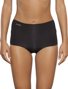 Jockey Woman NPLP Tactel Full Brief, Black product photo