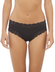 Jockey Woman Parisienne Classic Cheeky Brief, Black product photo