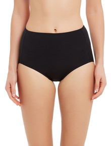 Jockey Woman NRU Micro Full Brief, Black product photo