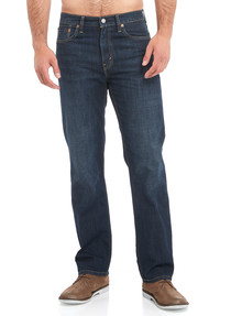 Levis 516 Straight Leg Jean, Dark Petrol product photo